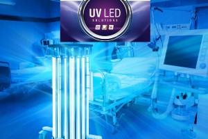 В скором будущем будем убивать бактерии светодиодными лампами большой мощности.