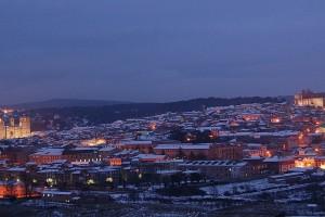 Осветили весь город светодиодными прожекторами и управляют через интернет.