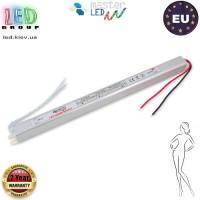 Блок питания master LED, SLIM 12V, 48W, 4A, для внутреннего применения, IP20, не герметичный. Premium. ЕВРОПА!
