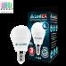 "Светодиодная лампа LEDEX,  6W, E14, ""шар"", 4000К"