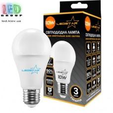 Светодиодная лампа LEDSTAR, 10W, E27, A60, 4000К