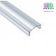 Рассеиватель прозрачный для алюминиевого профиля, поликарбонат (2 метра)