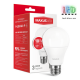 Светодиодная лампа MAXUS, 10W, E27, A60, 3000К - тёплый свет (1-LED-561-P)