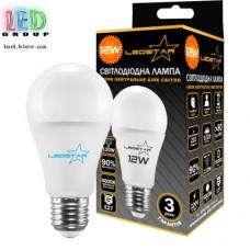 Cветодиодная лампа LEDSTAR A60-E27-12W (4000К)