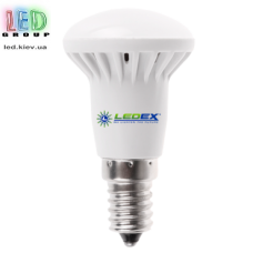 Лампа LED LEDEX E14 R50 6W (4000К)