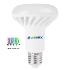 Лампа LED LEDEX E27 R63 8W (4000К)