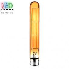 """Лампа """"RUSTIC TUBE - 6"""" 6W Filament led 2200К E27"""