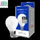 Светодиодная лампа GLOBAL, 6W, E14, G45 F, 220V, 4100К -  яркий свет, AP (1-GBL-244)