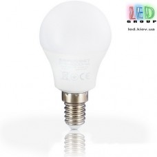 Светодиодная лампа P-5 5W 4200K E14 220V Р-5-4200-14