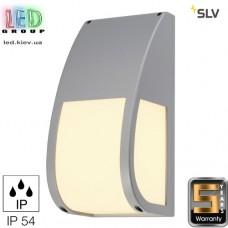Светильник/корпус SLV, потолочный/настенный, алюминий/пластик, IP54, серебристый, KERAS ELT. Германия!