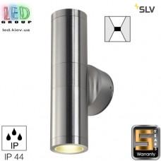 Светильник/корпус SLV, настенный, алюминий/стекло, IP44, круглый, полированный алюминий, ASTINA. Германия! Гарантия 5 лет!!!