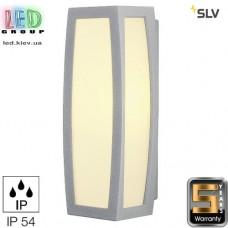 Светильник/корпус SLV, потолочный/настенный, алюминий/пластик, IP54, серебристый, MERIDIAN BOX. Германия! Гарантия 5 лет!!!