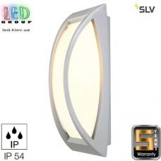 Светильник/корпус SLV, потолочный/настенный, алюминий/пластик, IP54, серебристый, MERIDIAN 2. Германия!