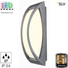 Светильник/корпус SLV, потолочный/настенный, алюминий/пластик, IP54, антрацит, MERIDIAN 2. Германия!