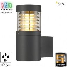 Светильник/корпус SLV, настенный, алюминий/пластик, IP54, круглый, антрацит, F-POL WALL. Германия!