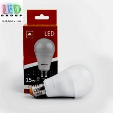 Светодиодная лампа A-15 15W 4200K E27 220V A-15-4200-27