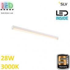 Настенный/потолочный LED светильник SLV, 28W, 3000K, BENA 120, белый. Германия! Гарантия - 5 лет!!!