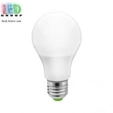 Светодиодная LED лампа 7W, E27, 4100К – нейтральное свечение