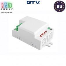 Микроволновый датчик движения с регулировкой чувствительности сумерек GTV, 500W, IP20, 180, SRC812-MINI, белый. ПОЛЬША!!! Гарантия - 2 года