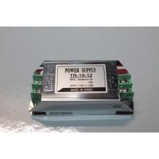 Блок питания 12V, 15W, 1.25А, TR-15-12, металлический корпус, для внутреннего применения