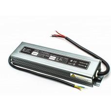 Блок питания 200W 16.7A 12V металлический корпус, IP67, герметичный, для наружного и внутреннего применения. Гарантия 2 года!!!