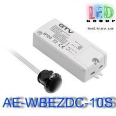 Сенсорный бесконтактный выключатель GTV, AE-WBEZDC-10S. Польша!!! Гарантия - 2 года