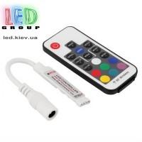 Контроллер RGB K3x2А RF Nano (17 кнопок)