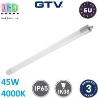 Светодиодный LED светильник GTV, 45W, 4000К, IP65. ПОЛЬША!!! Гарантия - 3 года