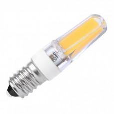 Светодиодная лампа, Biom, 5W, E14, 2508, AC220, 4500K - нейтральный свет