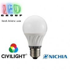Лампа CIVILIGHT E27 A60 K2F40T6-16005 ceramic (5187)
