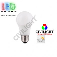 Лампа CIVILIGHT E27 DA60 K2F60T11CE ceramic dimmable (7308)