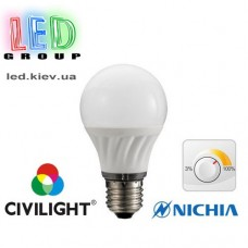 Лампа CIVILIGHT E27 DA60 K2F40T7 ceramic dimmable (5317)