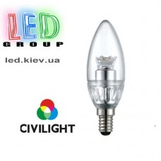 Лампа CIVILIGHT E14 C35 KF25T4 (7215)