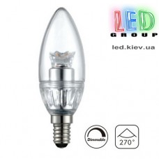 Лампа CIVILIGHT E14 DC35 KF25T4 dimmable (7476)