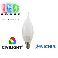 Лампа CIVILIGHT E14 F37 KF25T4 ceramic (4638)