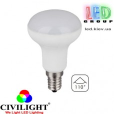 Лампа CIVILIGHT E14 R50 KF40T6 easy ceramic (7479)