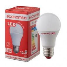 Светодиодная лампа Economka А60 LED 10W Е27 4200К