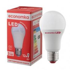 Светодиодная лампа Economka А60 LED 12W Е27 4200К