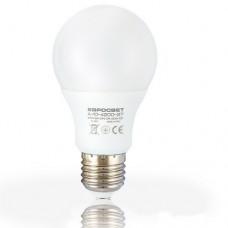 Светодиодная лампа A-10 10W 3000K E27 220V A-10-4200-27