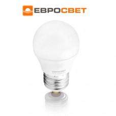 Светодиодная лампа P-5 5W 3000K E27 220V Р-5-4200-27