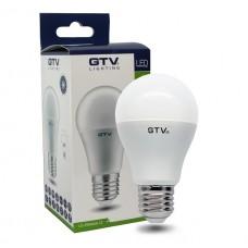 Светодиодная LED лампа GTV Е27 12W 3000K Польша!!!
