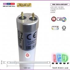 Светодиодная LED лампа Т8, Horoz, 18W, 1200мм, 6400К, LED TUBE - 120