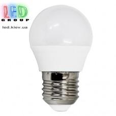 Cветодиодная лампа G45-E27-6W (2700К)
