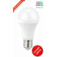 Cветодиодная лампа A60-E27-10W (2700К)
