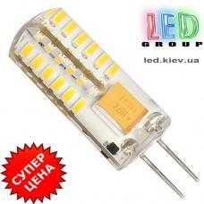 Cветодиодная лампа G4 3W 12V (6500К)