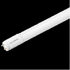 LED лампа GLOBAL T8 (труба) 20W, 1500 мм, холодный свет, G13, 220V (NEW-1)