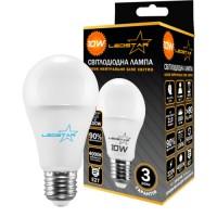 Cветодиодная лампа LEDSTAR A60-E27-10W (4000К)