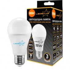 Cветодиодная лампа LEDSTAR A60-E27-15W (4000К)