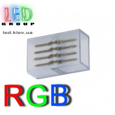 Коннектор 4pin для светодиодной ленты RGB 220V, 5050