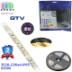 Светодиодная лента GTV, SMD 3528, 120 led/m, 9.6W/m, 6500K, IP65, Premium. ПОЛЬША!!! Гарантия - 2 года